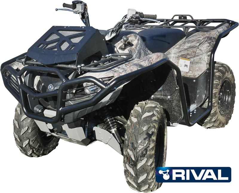 Вынос радиатора, YAMAHA Grizzly 700 (2016-) Kodiak (2016-)